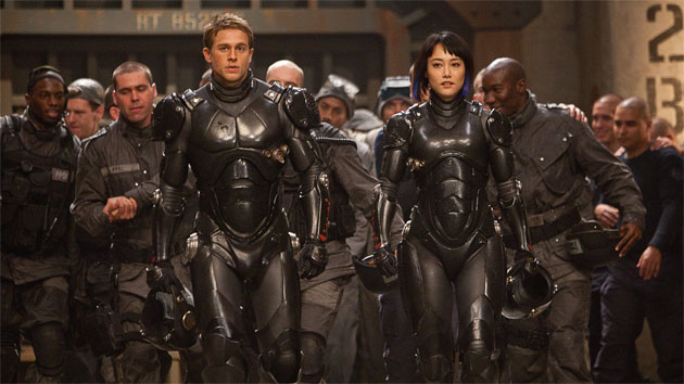 Return of the Heroes in Pacific Rim