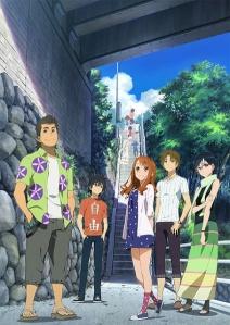 Anohana Anime Film Image