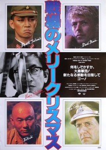 Merry Christmas Mr Lawrence Poster