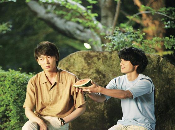 The Story of Yonosuke Yusuke (Ayano) and Yonosuke (Kora) Have a Heart to Heart