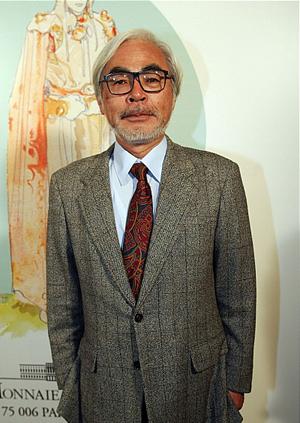 Hayao Miyazaki Retires Picture