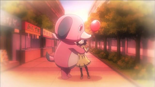 Watamote 11 Balloon