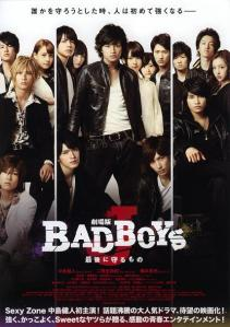 Bad Boys J Movie Film Poster