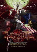 Bayonetta Bloody Fate Film Poster