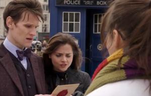 Doctor Who 50th Anniversary Elizabeth o1st