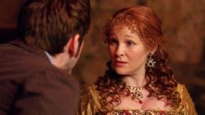 Doctor Who 50th Episode Elizabeth