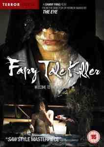 Fairy Tale Killer DVD Case