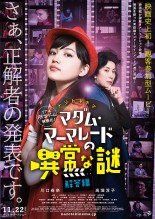 Madame Marmalade's Mysterious Puzzle Answer Version Film Poster