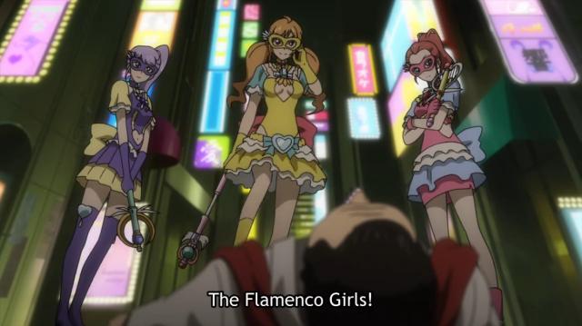 Samurai Flamenco The Flamenco Girls