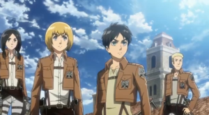 Attack on Titan Squad Up