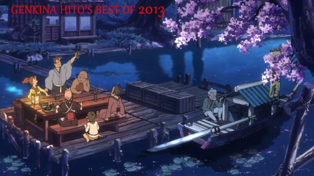 Genki Fuse Best of 2013 Header Banner