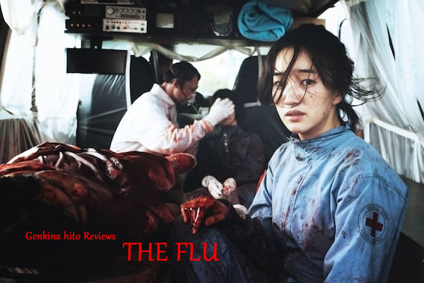 Genki The Flu Review Banner Dr Kim In-Hae (Soo-Ae)