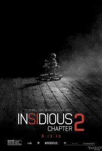 Insidious 2 Film Poster