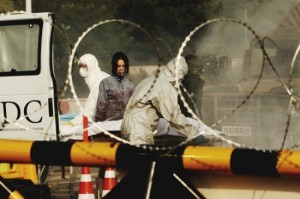 The Flu Blockade