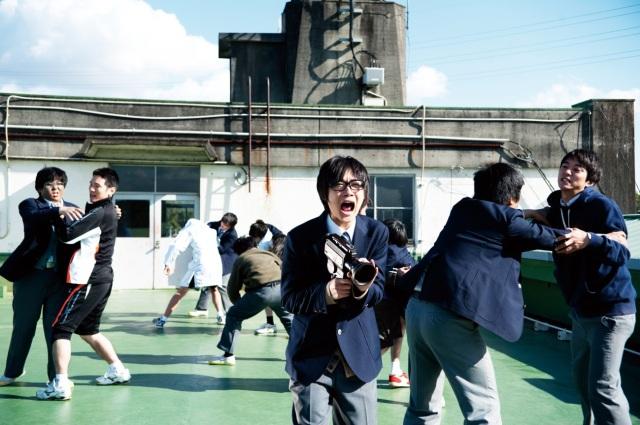 "The Kirishima Thing by Daihachi Yoshida  © 2012 ""Kirishima"" Film Club © Ryo Asai / SHUEISHA"