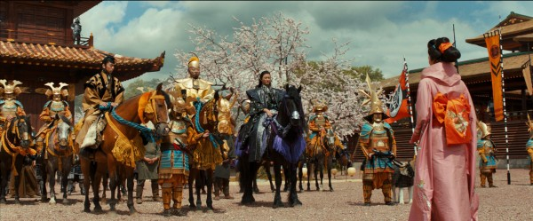 47 Ronin Kou Shibasaki Welcomes the Shogun
