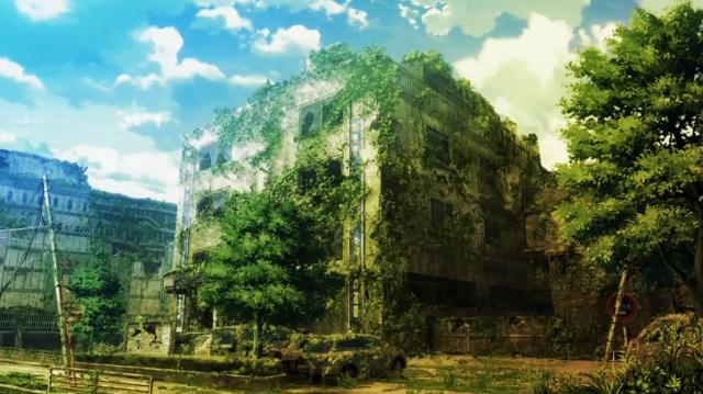 Coppelion Ruined City