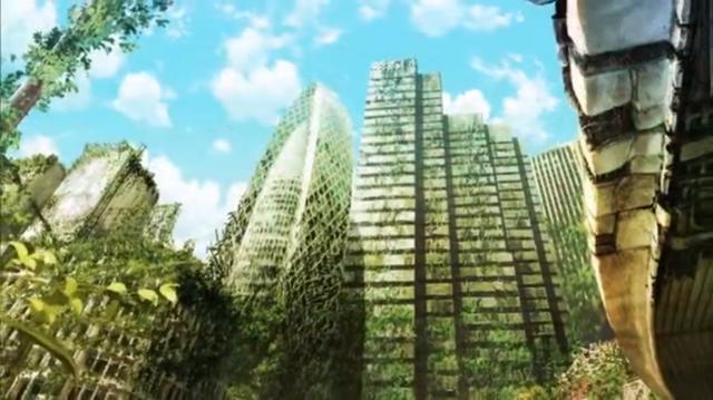 Coppelion Ruins of Tokyo