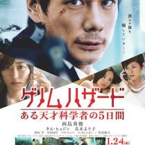 Genome Hazard Film Poster