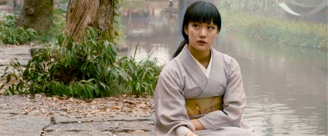 Megumi (aoi) in Rurouni Kenshin