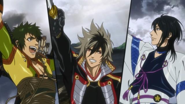 Nobunaga the Fool and Friends