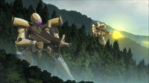 Nobunaga the Fool Mecha Fight 2