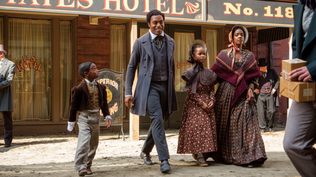 12 Years a Slave Solomon Freeman in New York