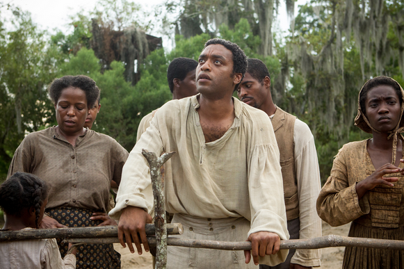 12 Years a Slave Solomon Funeral Ejiofor
