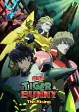 Tiger and Bunny The Rising Film Poster
