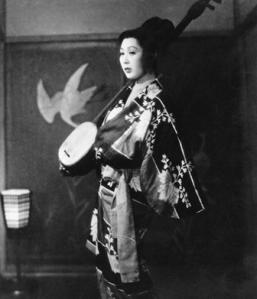 Ugetsu Monogatari Shamisen