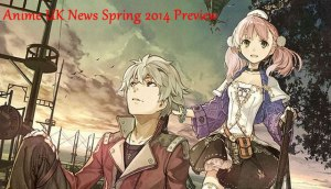 Atelier Anime UK News Spring Anime Guide 2014 Part 2 Image