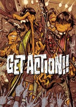 GET ACTION!! Film Poster