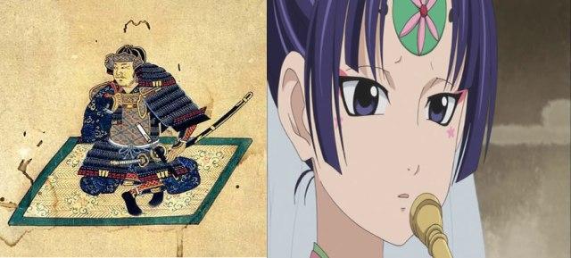 Genki Hoozuki no Reitetsu Anime Review 3 Minamoto