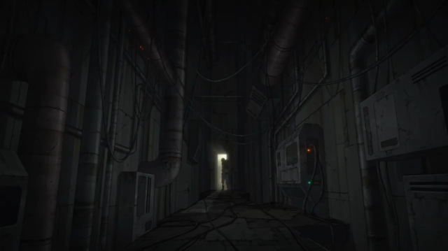 Knights of Sidonia Cramped Corridors