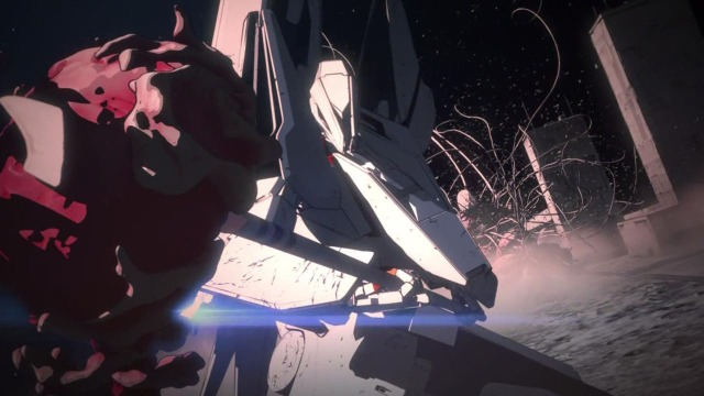 Knights of Sidonia Mecha Battle