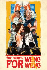 The Search for Weng Weng (2007) Film Poster