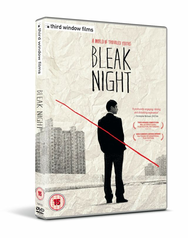Bleak Night DVD Case
