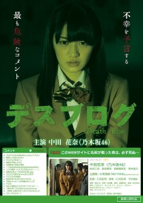 Death Blog Film Poster