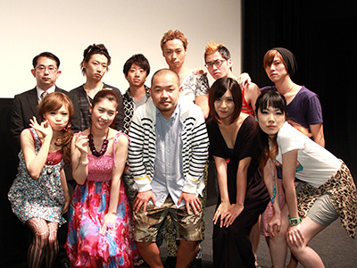 Be My Baby Cast and Director