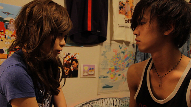 Be My Baby Naoki and Satomi