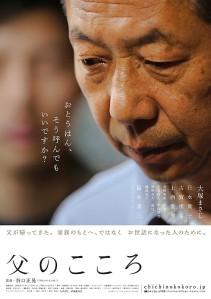 Chichi no Kokoro Film Poster