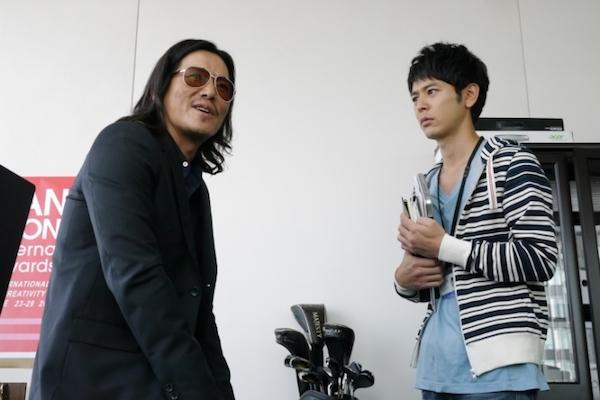Judge! Ichiro (Toyokawa) and Kiichiro (Tsumabuki) Discussion