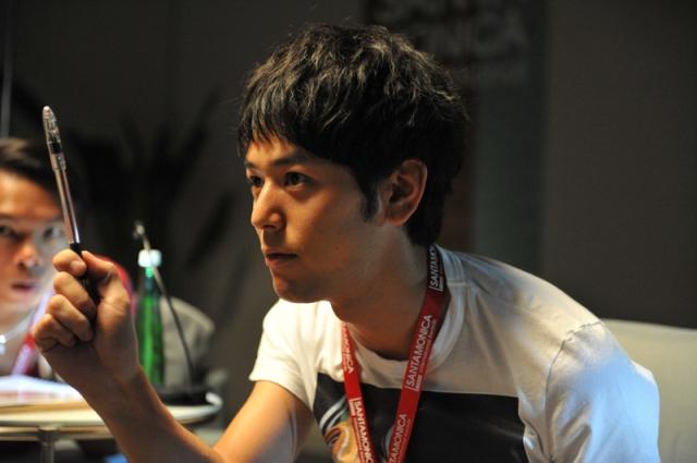 Judge! Kiichiro (Tsumabuki) Pen Trick