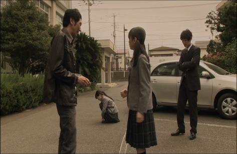 POV Norowareta Shida and Kawaguchi on Set