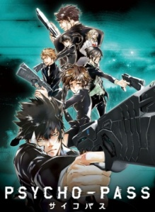 Psycho-Pass Key Image