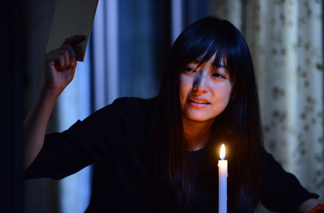 Snow White Murder Case Miki (Inoue) Candle Finale