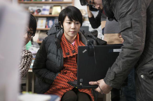 Behind the Camera Kim Ok-Vin the Cute