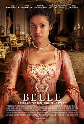 Belle UK Film Poster
