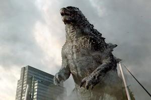 Godzilla 2014 Creature