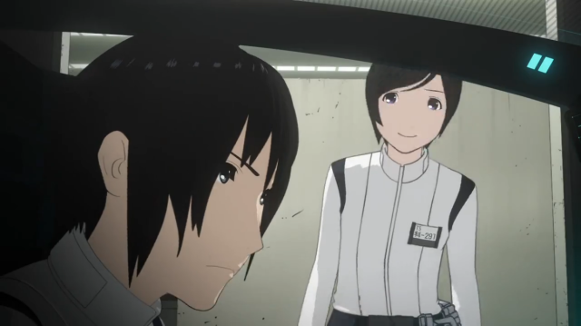 Knights of Sidonia Izana Firm Friend